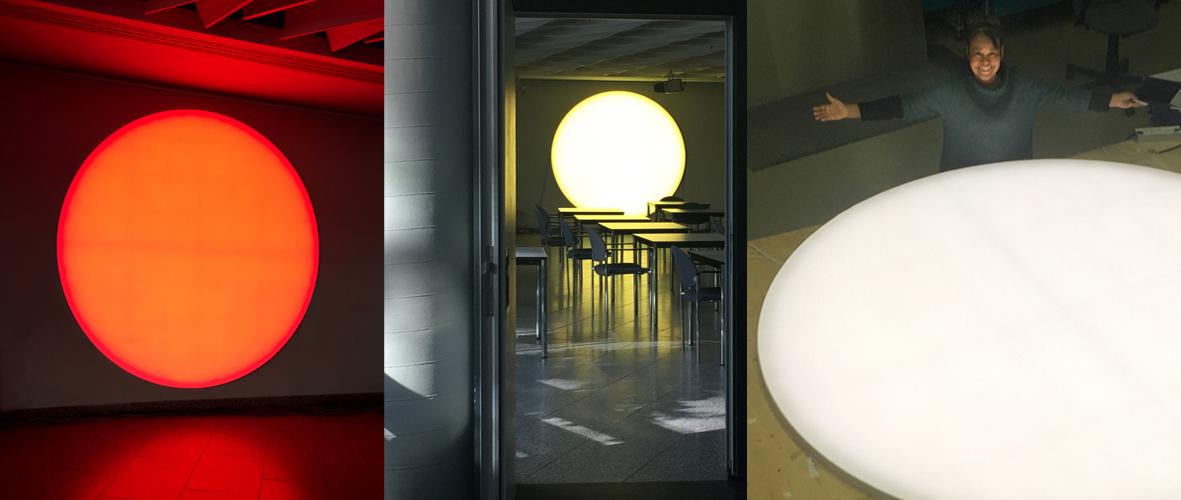 LED-Wand- und Deckenbeleuchtung